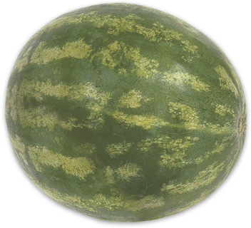 Whole Seedless Watermelons PRODUCT OF ONTARIO Asparagus PRODUCT OF PERU, No. 1 GRADE