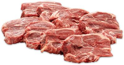 New Zealand Fresh Lamb Shoulder Chops Value Pack