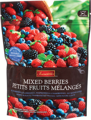 IRRESISTIBLES FROZEN FRUIT