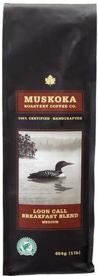 MUSKOKA GROUND COFFEE