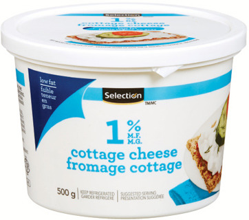 SELECTION COTTAGE CHEESE