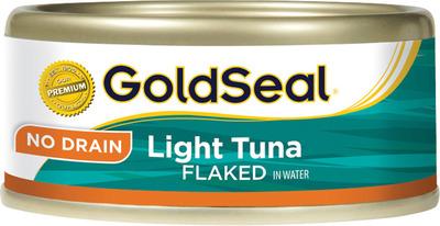 GOLD SEAL NO DRAIN LIGHT TUNA