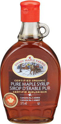 SHADY MAPLE FARMS MAPLE SYRUP