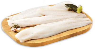 Fresh Icelandic Cod or Sole Fillets, 2.21/100 g or McKinnon's Smoked Atlantic Salmon FROZEN 300 g