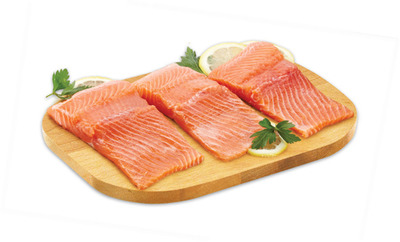 FRESH SKINLESS ONTARIO TROUT FILLETS