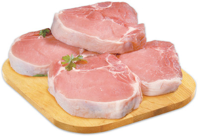 Pork Loin Roast or Value Pack Chops