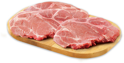 PLATINUM GRILL PERFECT PORK PORK SHOULDER CHOPS VALUE PACK