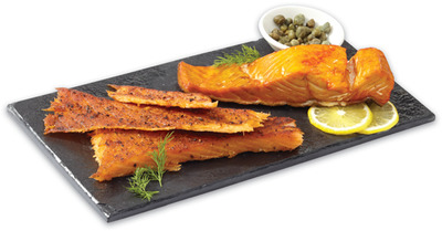 CENTRAL-EPICURE SMOKED FISH FILLETS