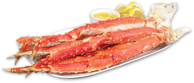 KING CRAB OR LOBSTER CLAWS & ARMS FROZEN