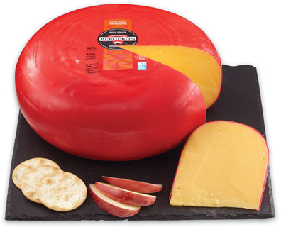 BERGERON MILD GOUDA CHEESE OR LOUIS CYR CANADA CHEESE