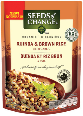 SEEDS OF CHANGE INSTANT RICE