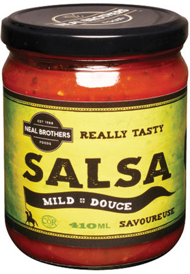 NEAL BROTHERS SALSA