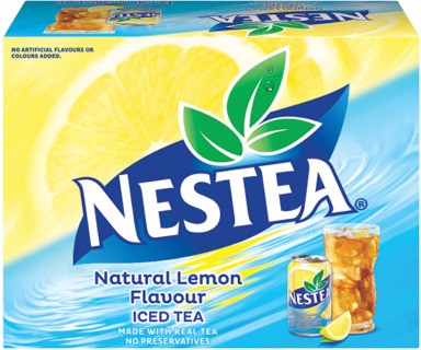 COCA-COLA OR CANADA DRY SOFT DRINKS, NESTEA ICED TEA, FIVE ALIVE OR FRUITOPIA BEVERAGES, POWERADE, DASANI OR COCONUT WATER