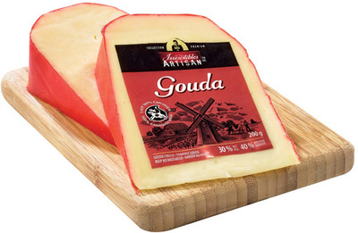 IRRESISTIBLES ARTISAN GOUDA OR IRRESISTIBLES GOAT'S CHEESE