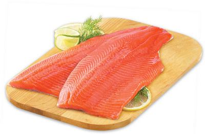 Fresh Ontario Rainbow Trout or Tilapia Fillets