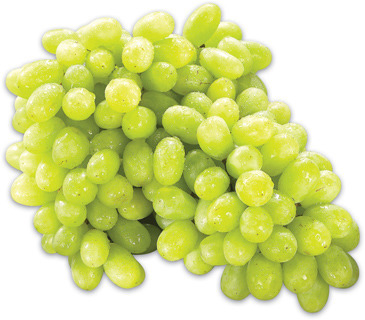 EXTRA LARGE RED, GREEN OR BLACK SEEDLESS GRAPES