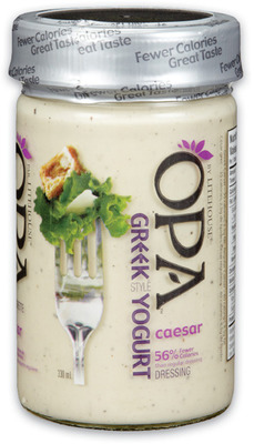 LITE HOUSE OPA GREEK YOGURT DRESSINGS