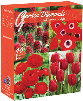 GARDEN DIAMOND BULBS