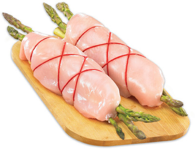 Fresh Stuffed Boneless Skinless Chicken Breast