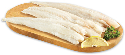 WILD CAUGHT ALASKAN POLLOCK FILLETS