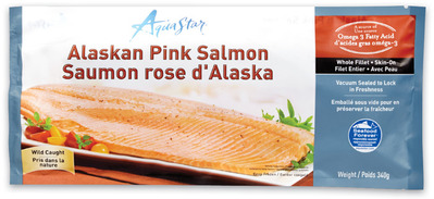 AQUA STAR WILD ALASKAN PINK SALMON