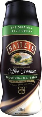 BAILEYS COFFEE CREAM 400 ml, OR INTERNATIONAL DELIGHT COFFEE WHITENER 473 ml