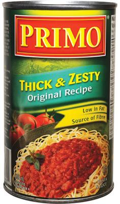 PRIMO TOMATO SAUCE