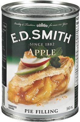 E.D.SMITH PIE FILLING