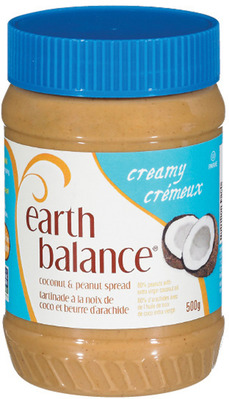EARTH BALANCE PEANUT BUTTER