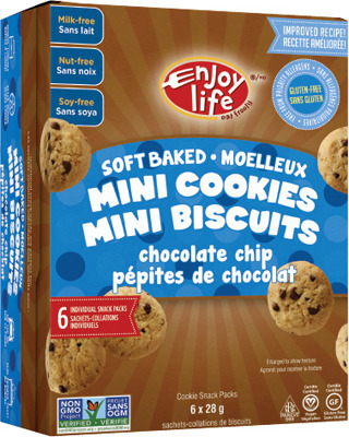 ENJOY LIFE MINI COOKIES
