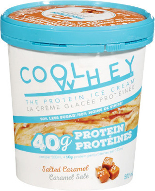 COOL WHEY ICE CREAM
