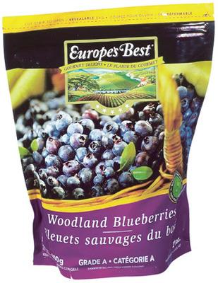 EUROPE'S BEST FROZEN FRUIT
