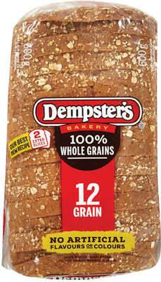 DEMPSTER'S GRAIN BREADS 600 g WONDER BREAD 675 g OR GRAINHOUSE BREAD 675 g