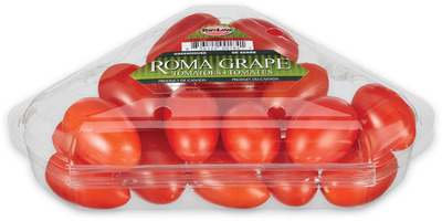 PREMIUM COCKTAIL TOMATOES 454 g ROMA GRAPE TOMATOES PINT