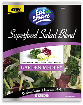 GARDEN MEDLEY OR HEARTY GREENS SALADS