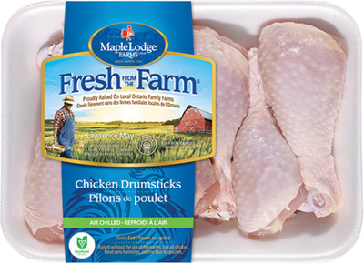 MAPLE LODGE FRESH CHICKEN DRUMSTICKS OR THIGHS FRESH FROM THE FARM OR ZABIHA HALAL