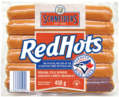 MAPLE LEAF OR SCHNEIDERS WIENERS