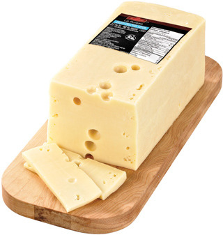 IRRESISTIBLES CANADIAN SWISS CHEESE