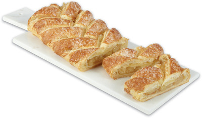 FRONT STREET BAKERY BRAIDED STRUDELS