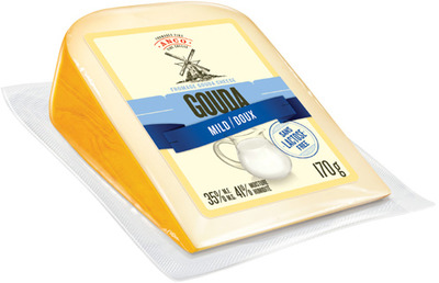 ANCO GOUDA, SWISS, NOTRE-DAME OR L'EXTRA CAMEMBERT