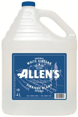 ALLEN'S WHITE VINEGAR
