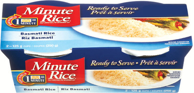 MINUTE RICE INSTANT RICE