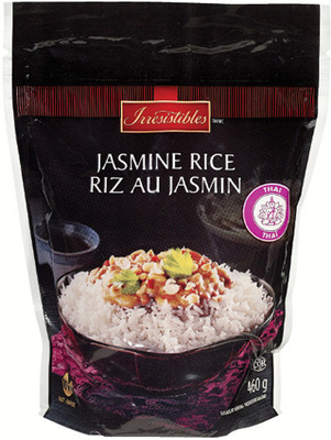 IRRESISTIBLES JASMINE OR BASMATI RICE