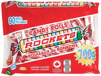 REGAL ROCKETS CANDY