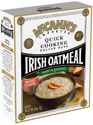 McCANN'S HOT CEREAL
