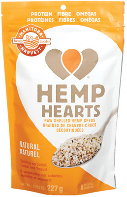 MANITOBA HARVEST HEMP SEEDS
