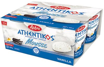 ASTRO ATHENTIKOS MOUSSE