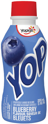 YOP OR IÖGO NOMAD DRINKABLE YOGURT