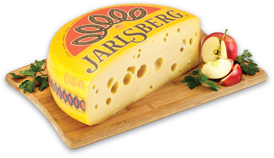 Castello Tickler Aged Cheddar or Jarlsberg Cheese