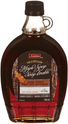 IRRESISTIBLES MAPLE SYRUP
